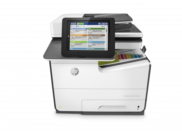 HP PageWide Managed Color E58650dn