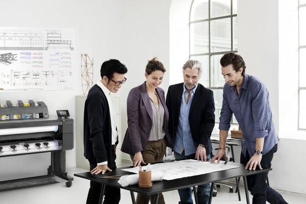 HP DesignJet T1530 Architekten