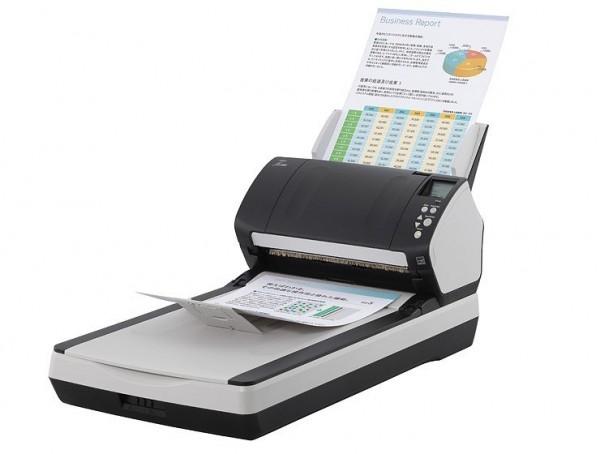 Fujitsu fi-7280 Scanner A4 Farbe Flachbett