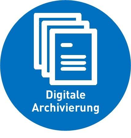 einfache digitale Archivierung