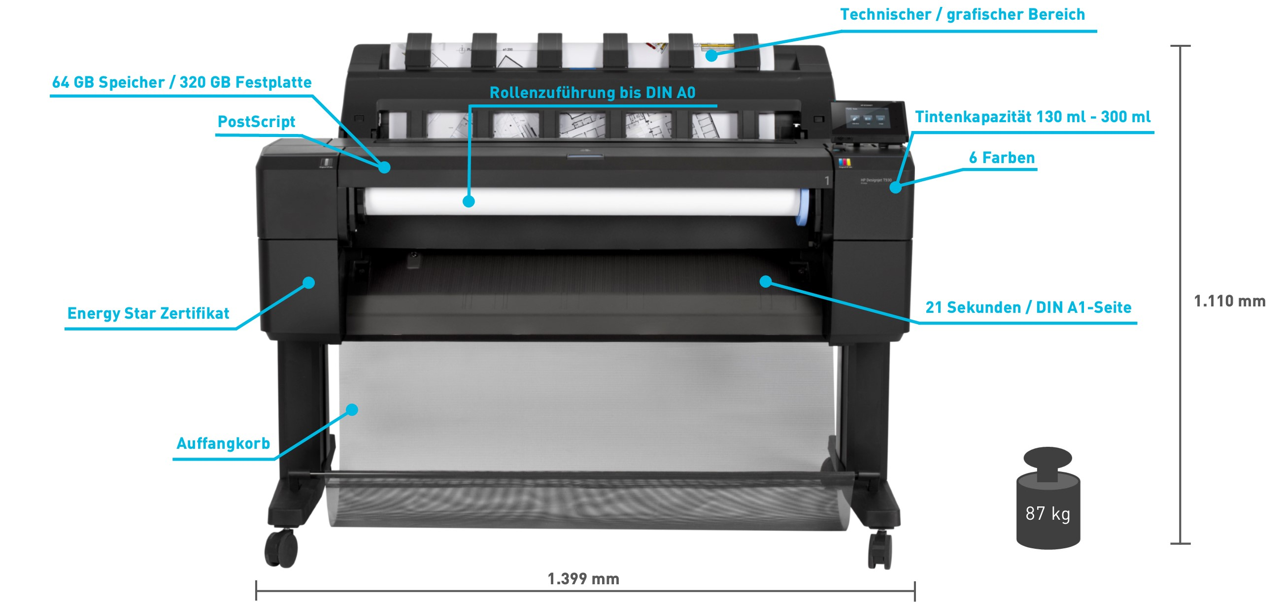 HP-DesignJet-T930PS