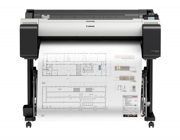 Canon iPF TM 300, A0 Plotter, A0 Drucker
