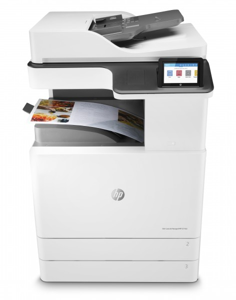 HP Color LaderJet Managed MFP E77422dv