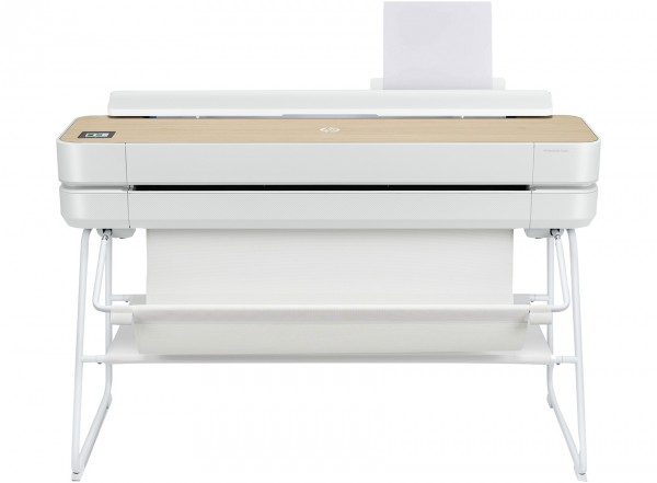 HP DesignJet Studio wood