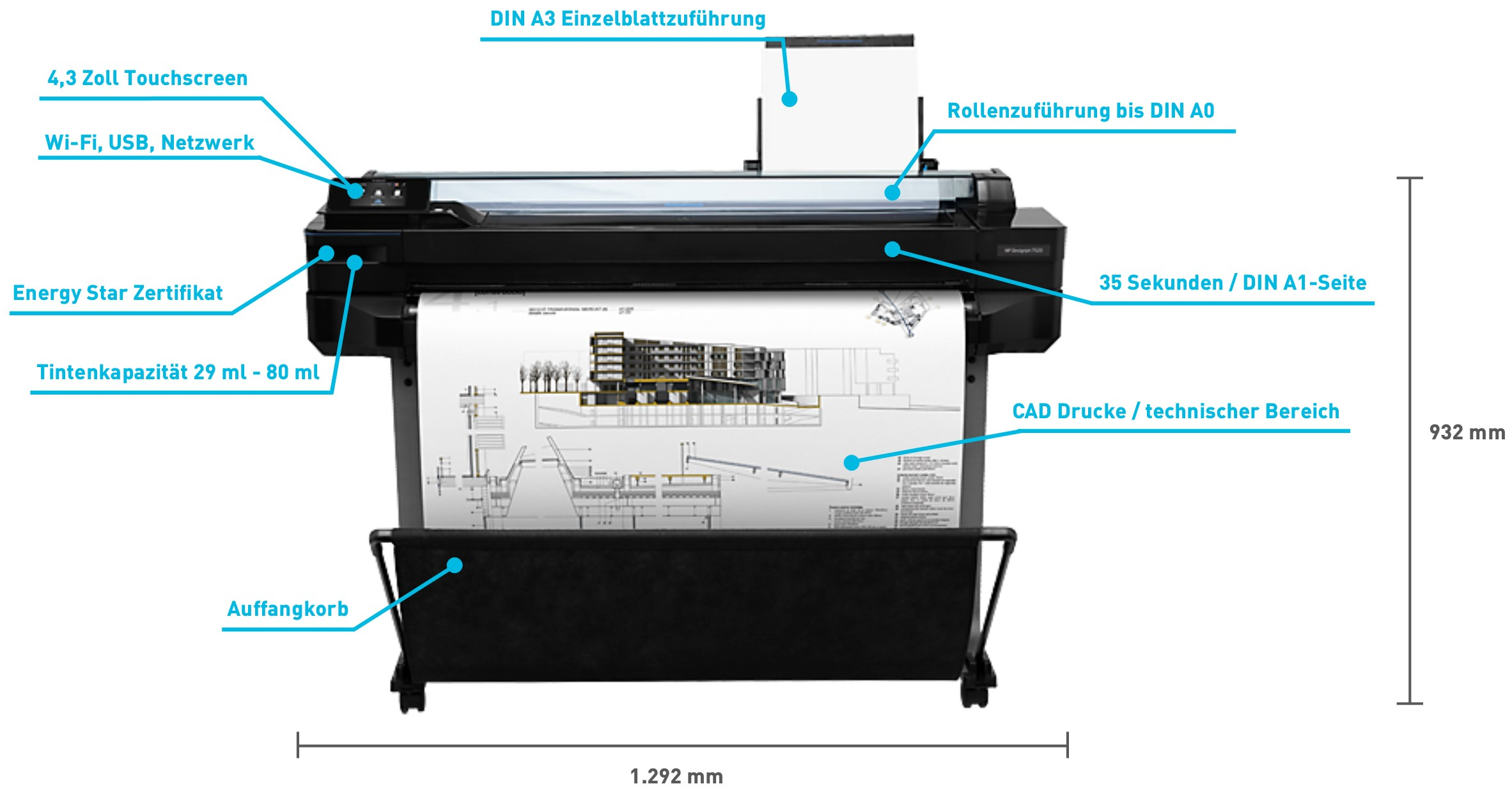 HP-DesignJet-T520