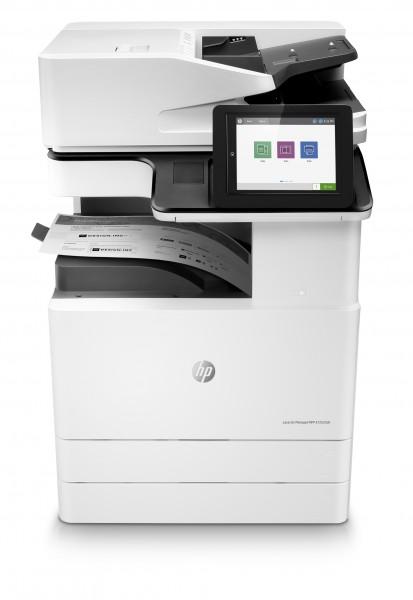 HP LaserJet Managed Flow MFP E72525z