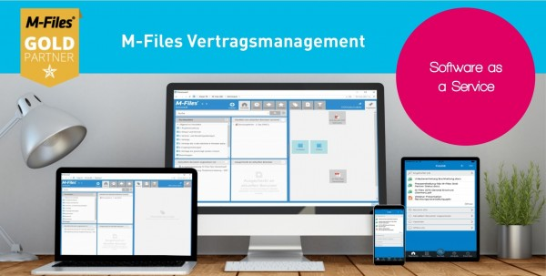Vertragsmanagement M-Files