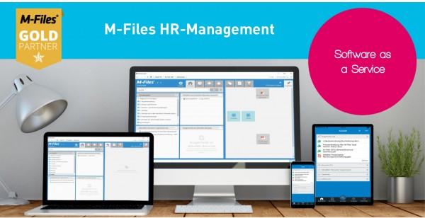 M-Files HR-Management