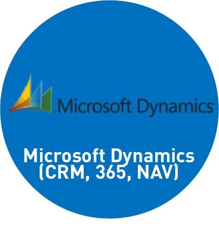Microsoft Dynamics NAV, 365, CRM