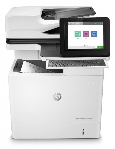 HP LaserJet Managed Flow MFP E62665h