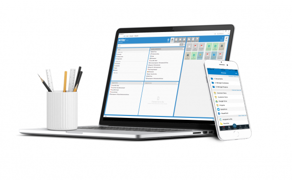 DMS Professional Edition 5+, Dokumentenmanagement Software